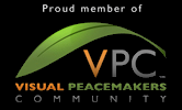 Visual Peacemakers Logo