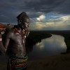Hamar Warrior, Omo Valley, Ethiopia
