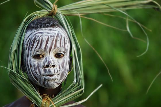 Suri tribe, surma tribe, Omo Valley, ethiopia