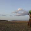 Turkana women carrying water, Lake Turkana, Kenya