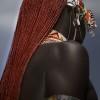 Rendille warrior, Northern Kenya