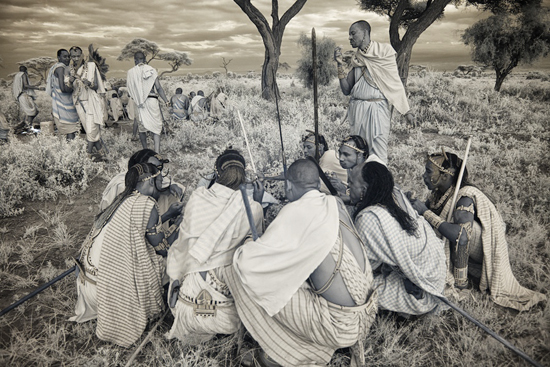 Maasai-Tribe-Africa-In-Infrared-IMG_1876