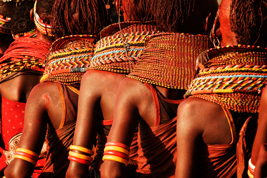 Turkana Tribe Kenya