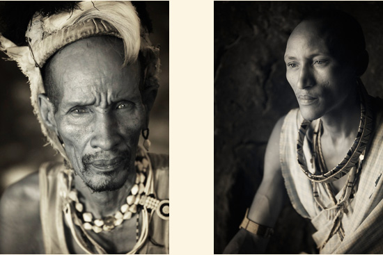 Turkana Tribe Maasai Tribe