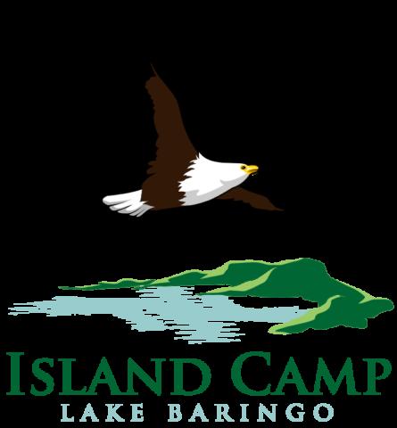 Island Camp Logo