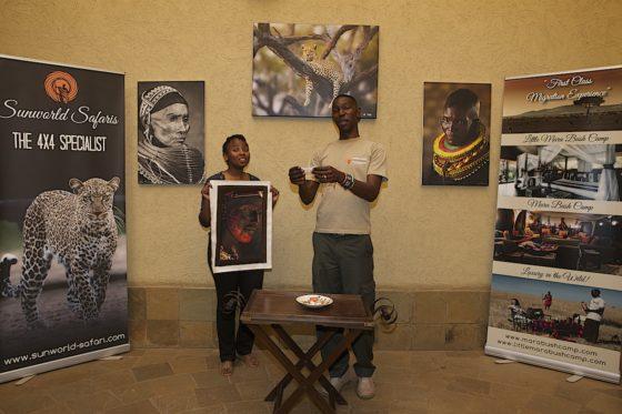 Generosity Campaign Samburu Warrior Winner