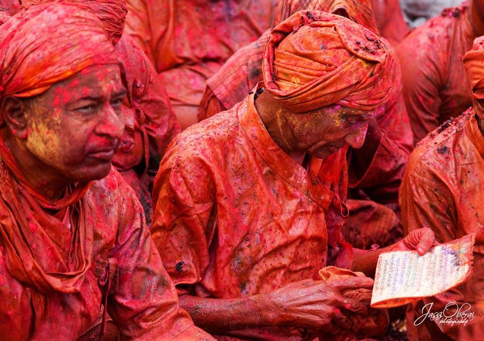 Holi Ceremony India