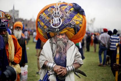APTOPIX India Sikh Festival
