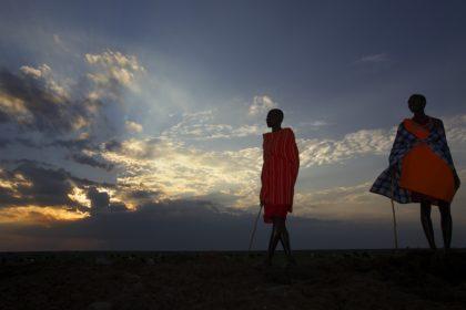 Photo safari with the Maasai in Kenya