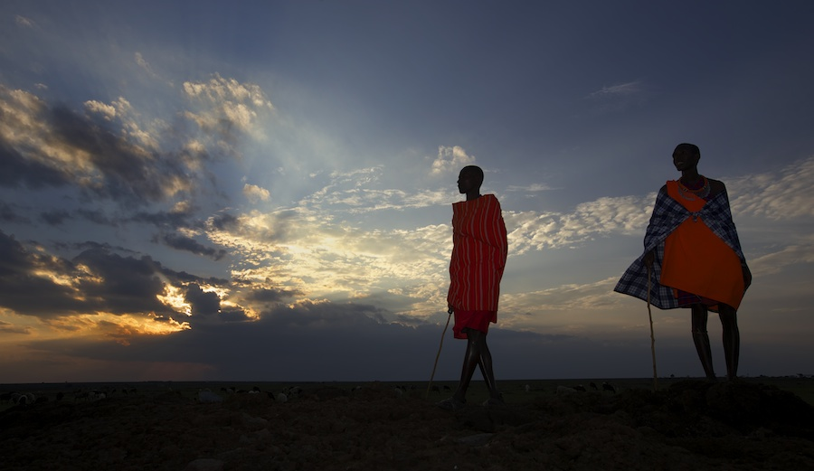 Photo safari with the Maasai in Kenya