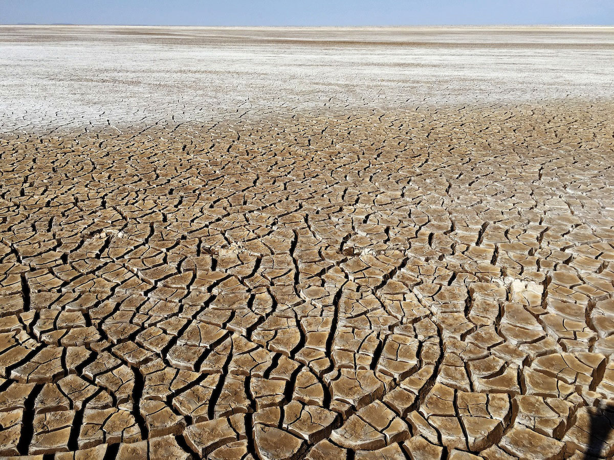 Chalbi Desert, Northern Kenya