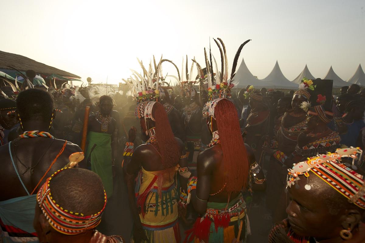 Turkana Festival, Kenya