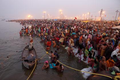 Kumbh Mela - the world's largest religious gathering